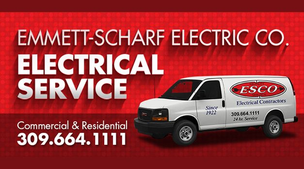 Residential and Commerical Electrical Contracting Services in the Bloomington IL AREA